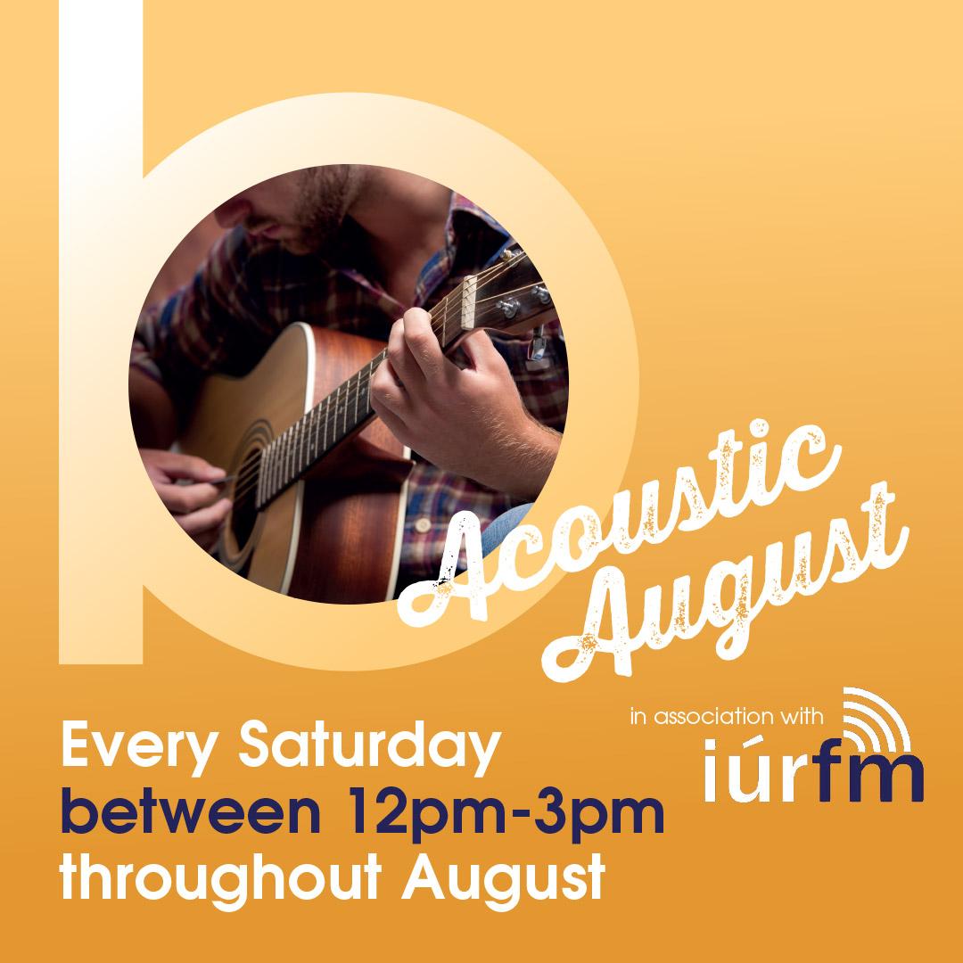 Acoustic August