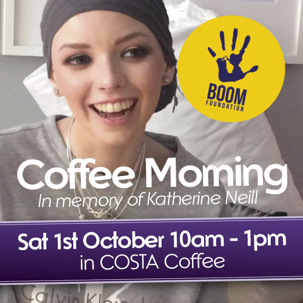 Coffee Morning in Memory of Katherine Neill