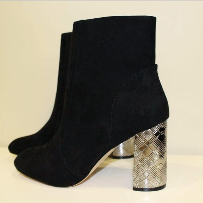 Dunnes Stores - Heeled boots £25