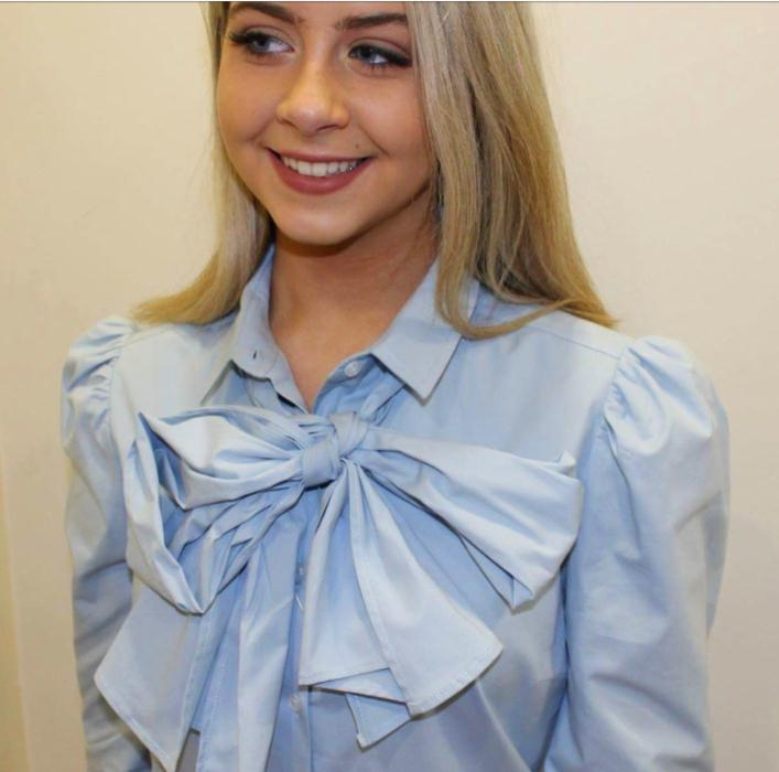 Dunnes Stores Bow Shirt £35