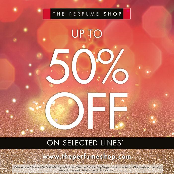 The Perfume Shop - Christmas Sorted Promotion
