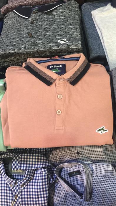 2 Polo Shirts for £39 DV8 Fashion
