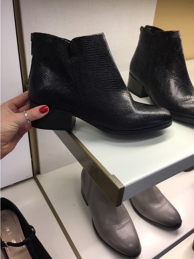 Clarks Ankle Boots £90