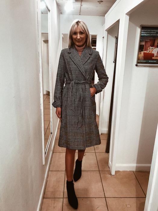 Dorothy Perkins Coat £69