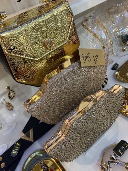 The Dress House, clutch bags from £19