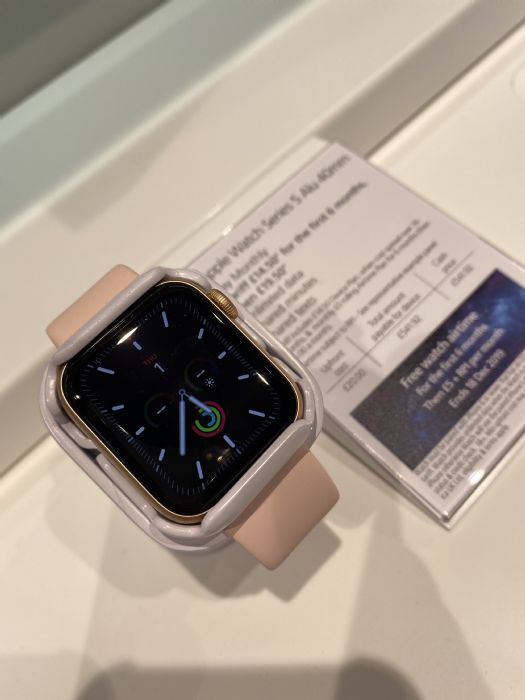 Apple Watch, O2 Store from £15 a month for first 6 months (see in store for full details t&c apply)