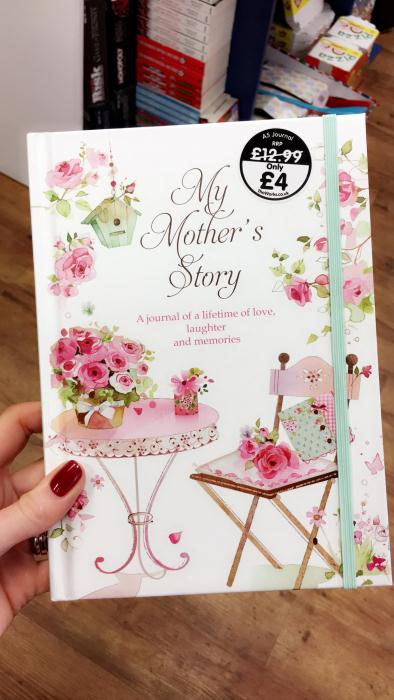 Mothers Day Story £4 The Works