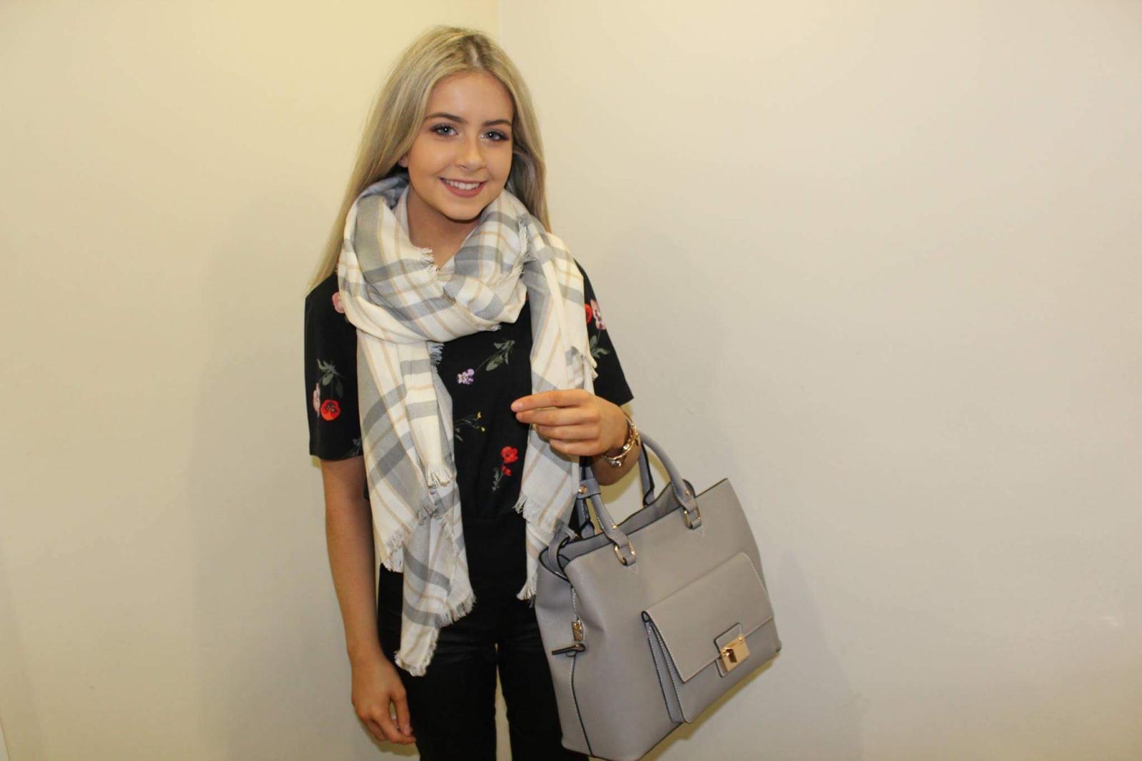 Accessorize Grey Bag £35