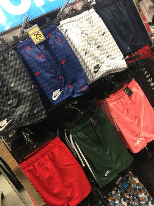 Nike Shorts, from £25, JD Sports