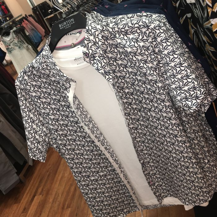 Shirt from Burton, £25