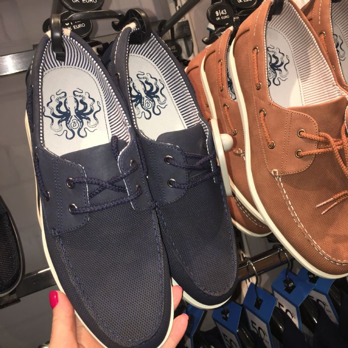 Shoes, Burton, £32