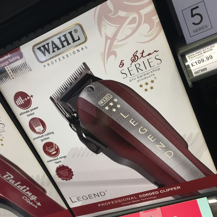 Clippers from £154.99 Sallys Beauty