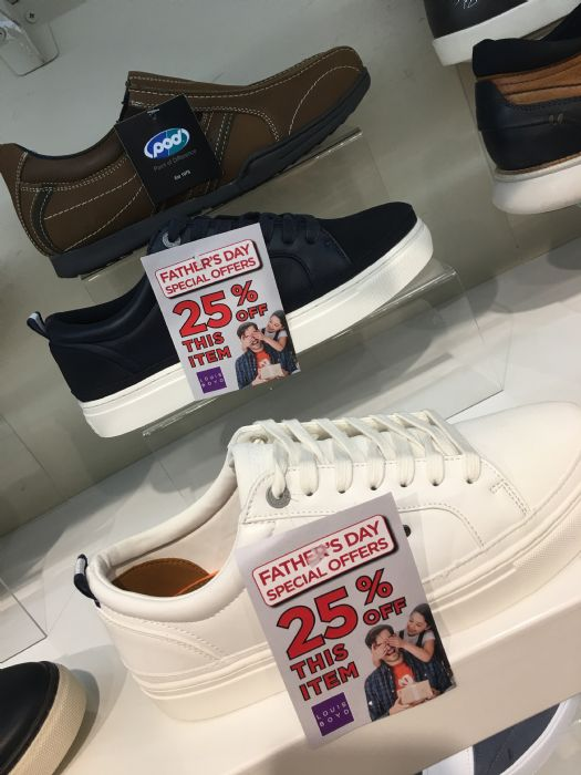 Lacoste Trainers from Louis Boyd, 25% off