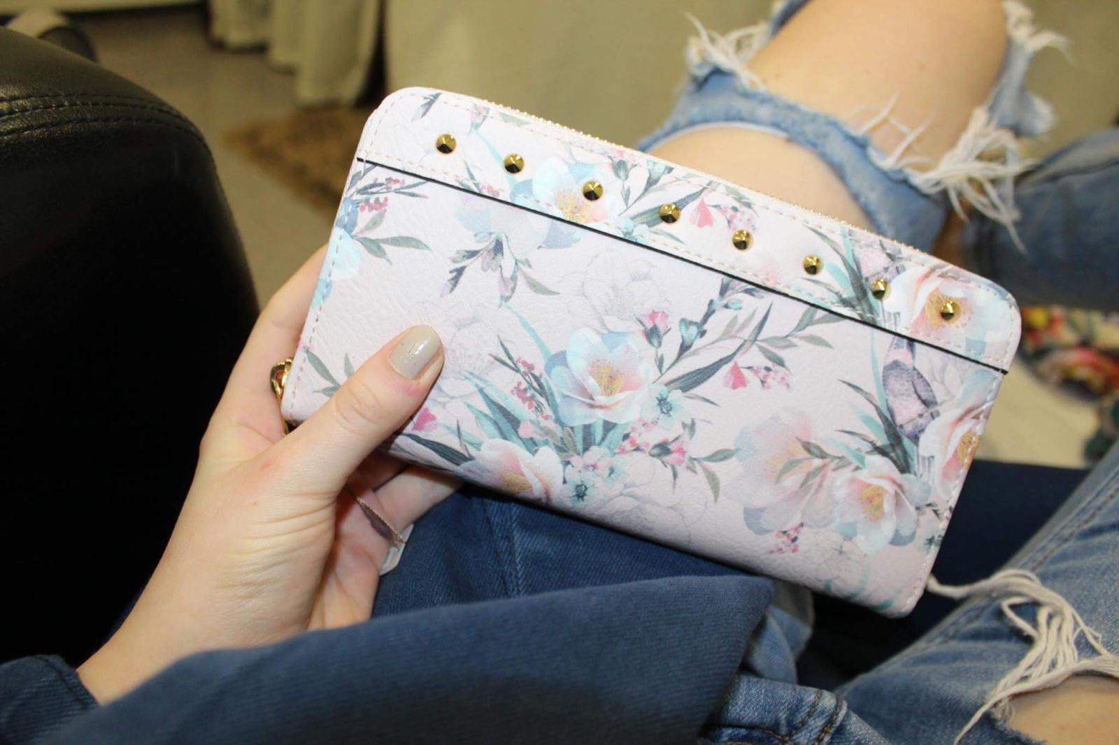 Accessorize Floral Purse £17