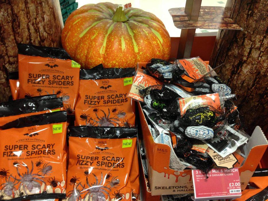 Pumpkins M&S