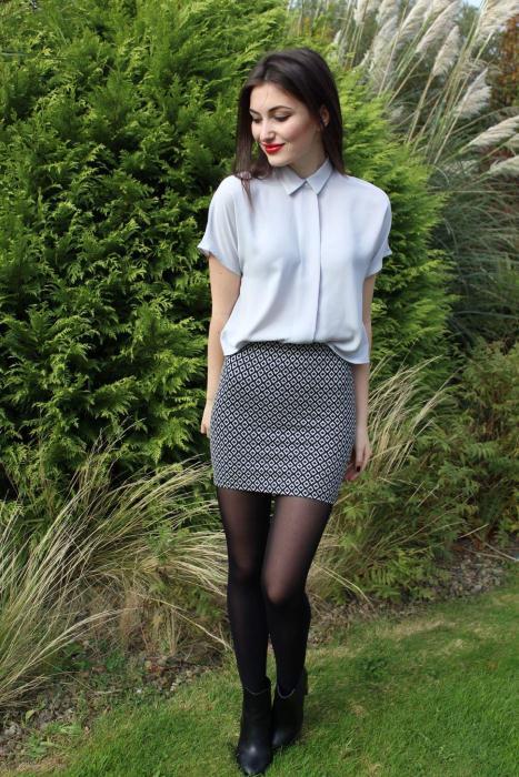 Primark Skirt £4, Top £5
