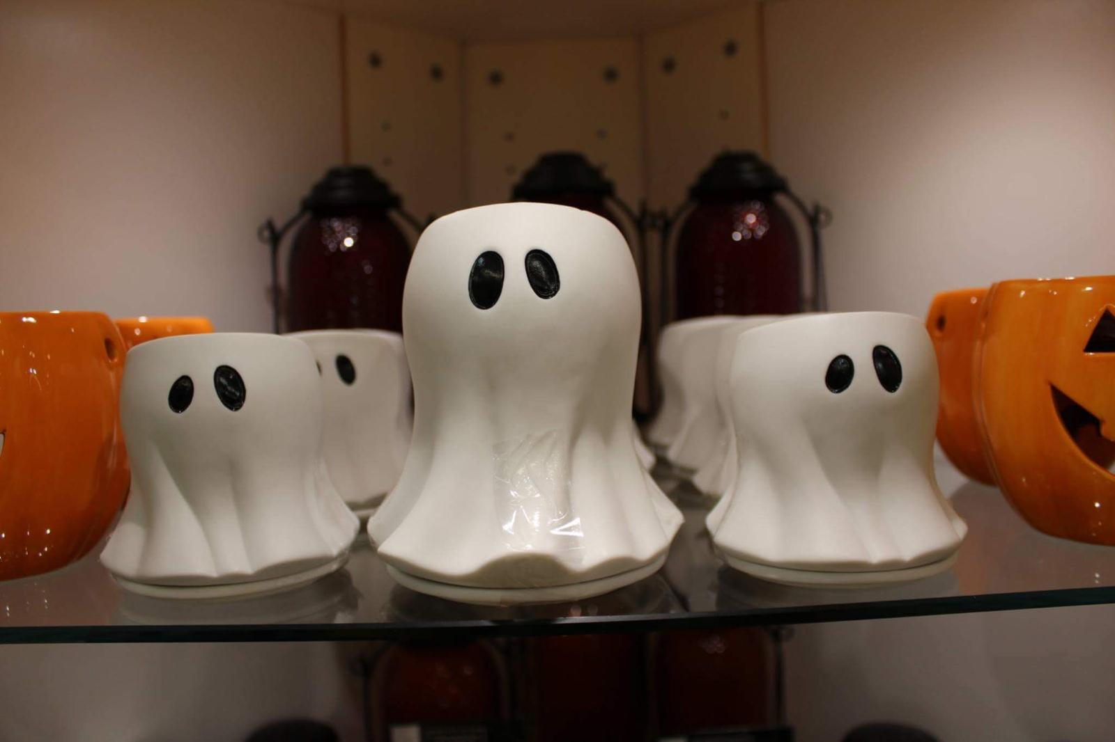 Halloween Yankee Candle Holder