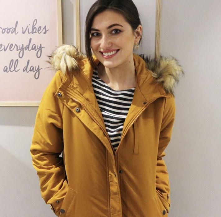 vila-fur-trimmed-jacket