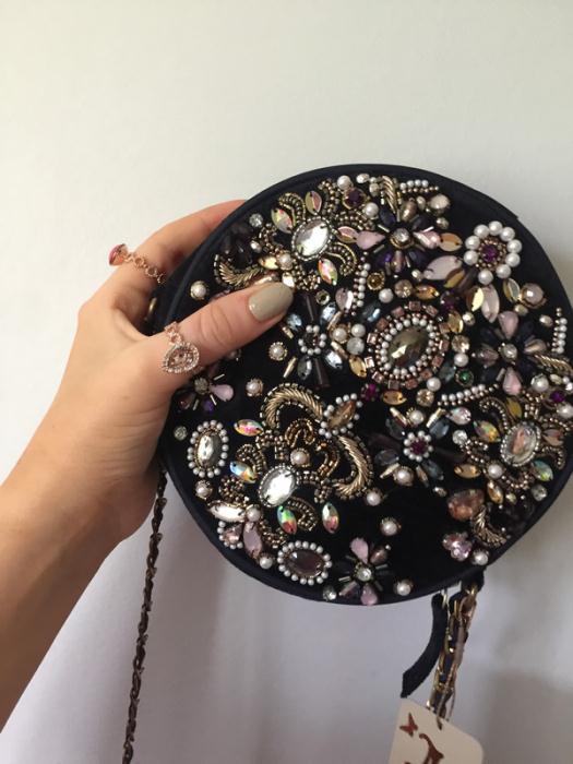 Accessorize Embellished Bag £28