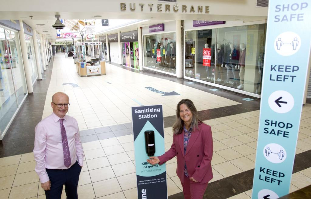 Buttercrane Welcomes Back Customers