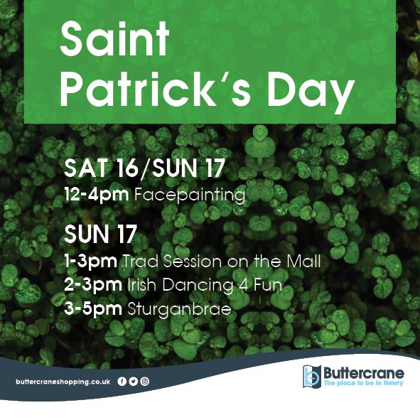 St Patrick's Weekend at Buttercrane
