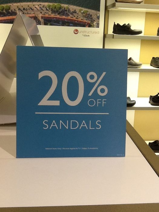 Clarks Offers