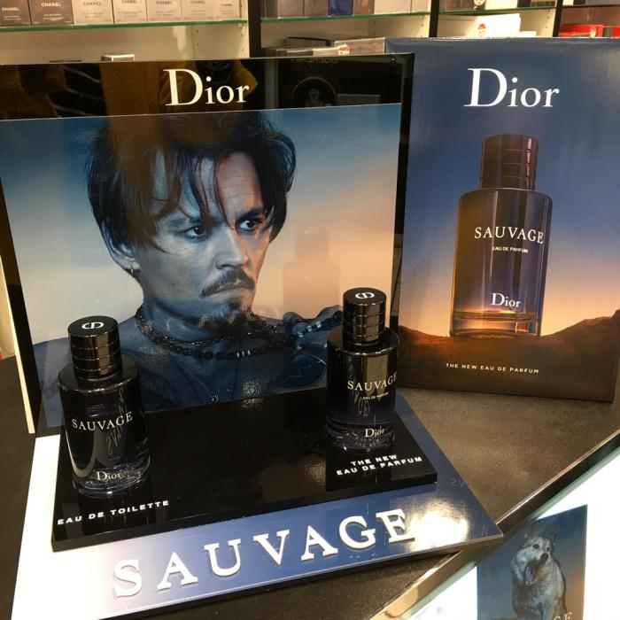 Dior Sauvage £62 From The Perfume Shop