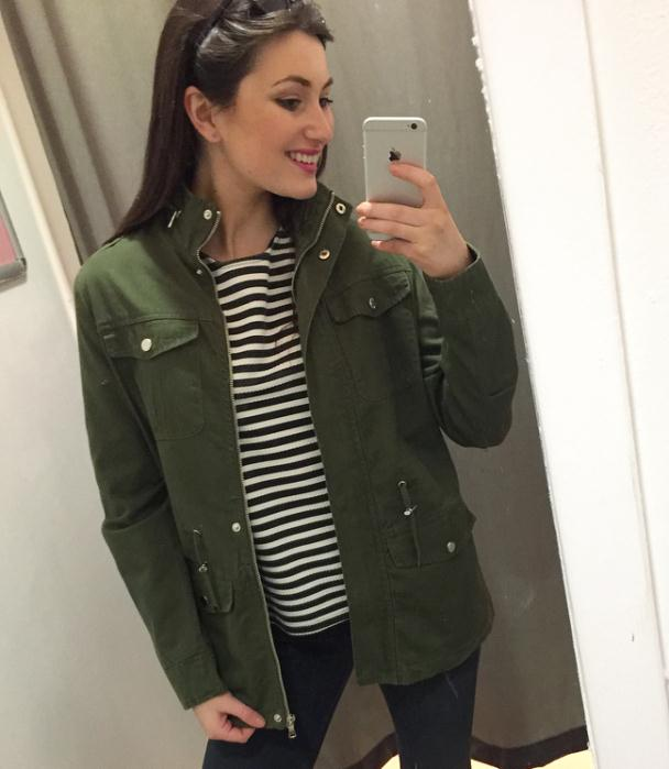 Dorothy Perkins Military Jacket