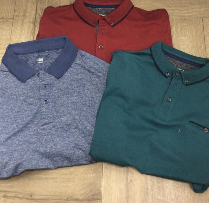 Dunnes Stores Polo Shirts £10