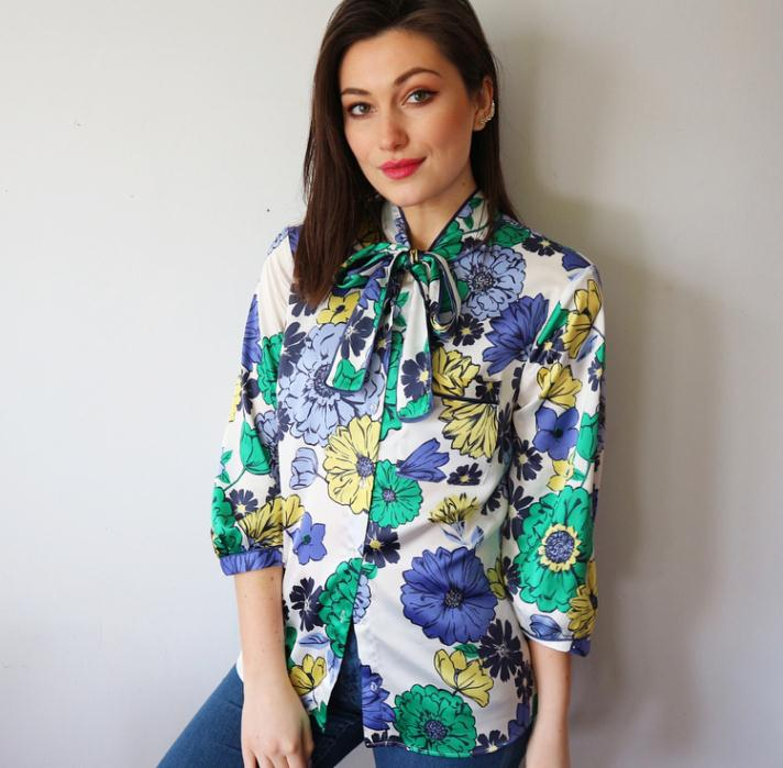 Dunnes Stores Floral Shirt £35