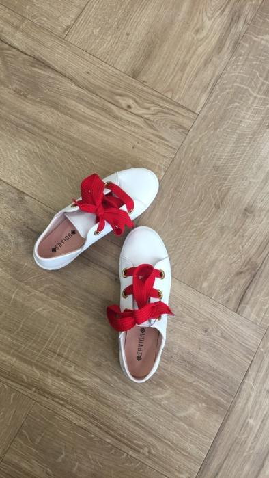 Dunnes Store Red Lace Trainers £25