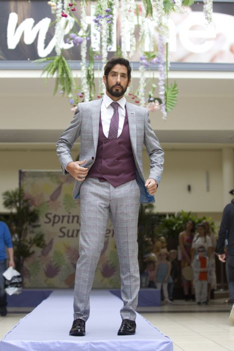 Suit from Louis Boyd Menswear
