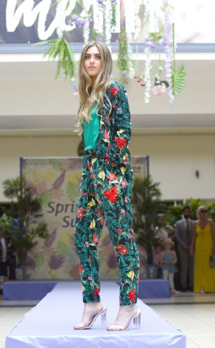 Vila Coord, Shirt £32, trousers £45 and cami £25
