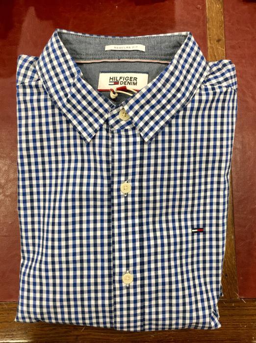 Louis Boyd Tommy Hilfiger Shirt £65