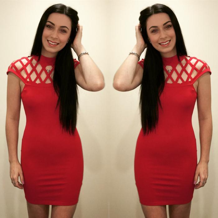 Red Dress DV8 £25.99