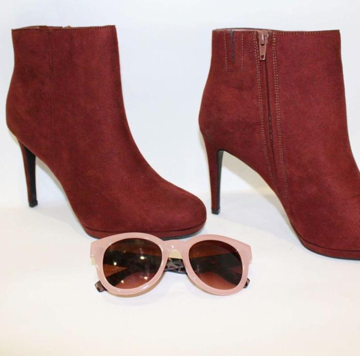 M&S Ankle Boots £39.50