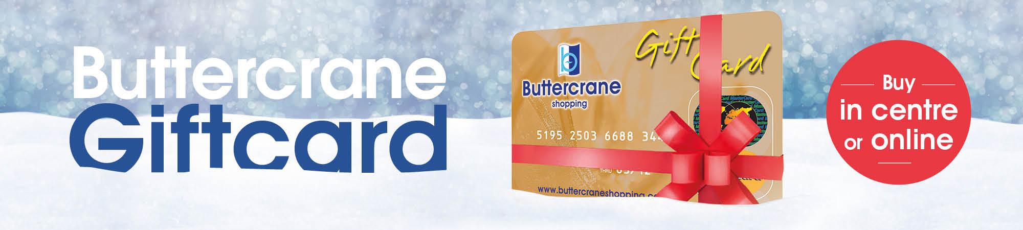 Gift Card Christmas 2018