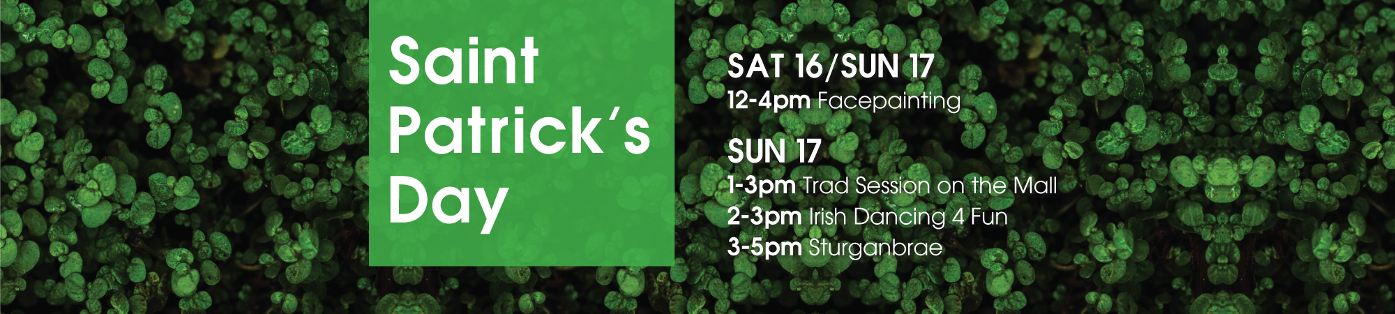 St Patricks Day 2019