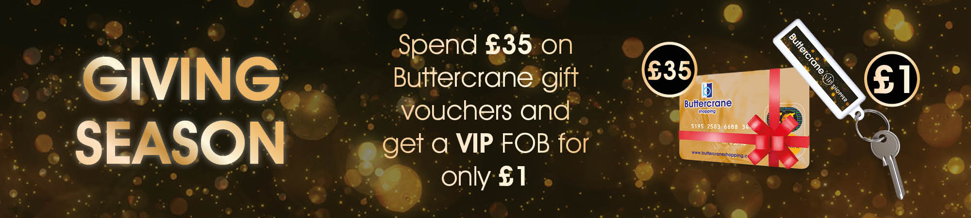 VIP Fob offer