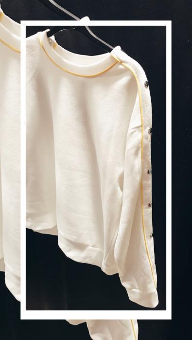 Primark Button Sweat Shirt £12