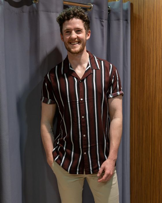 Shirt £9 and Chinos £10 from Primark
