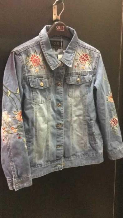 Quiz Denim Jacket £36.99