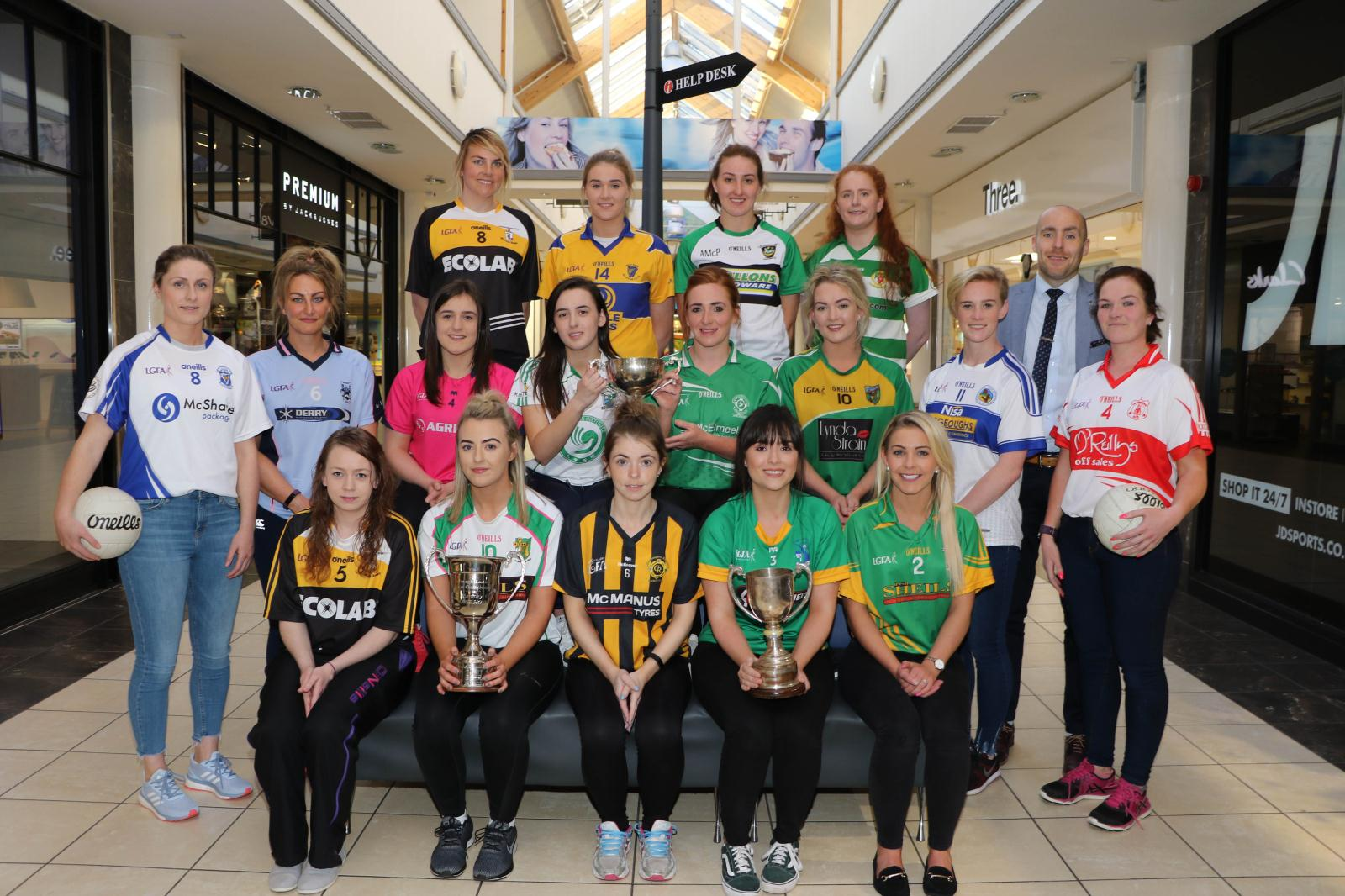 Buttercrane Sponsor Armagh Ladies Senior Club Championship