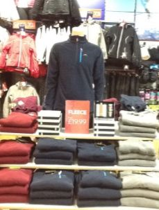 Trespass New Stock In Store Now