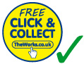 The Works Click and Collect Available