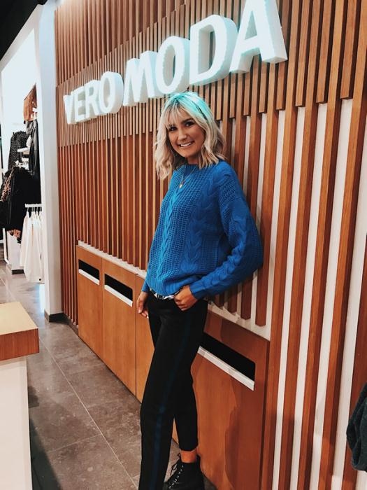 Vero Moda Jumper £26.00 Panel Trousers £30.00