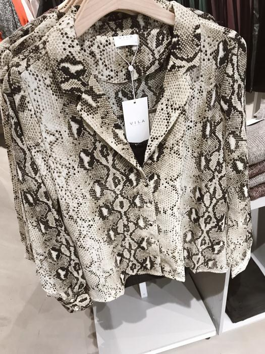 Vila Snake Shirt